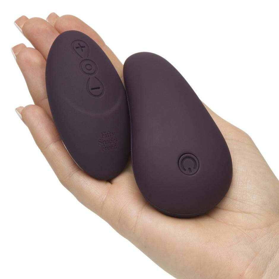 picture of a remote control vibrator