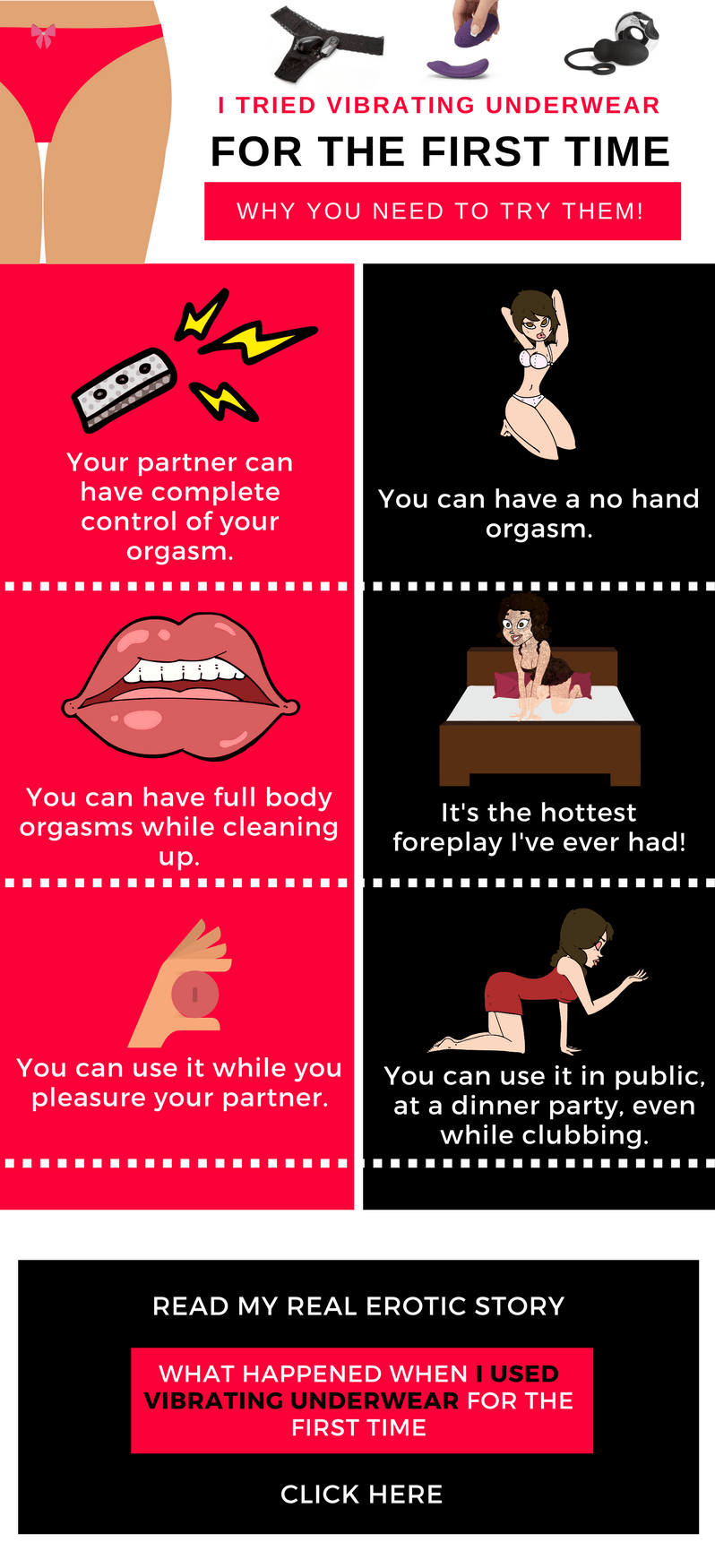 infographic vibrating panties