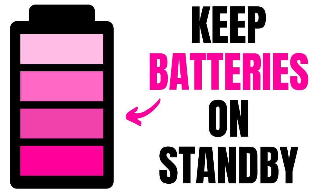 full power battery cartoon