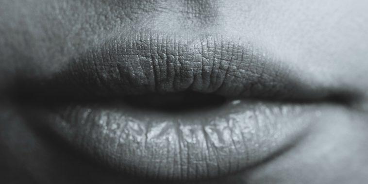 womans lips