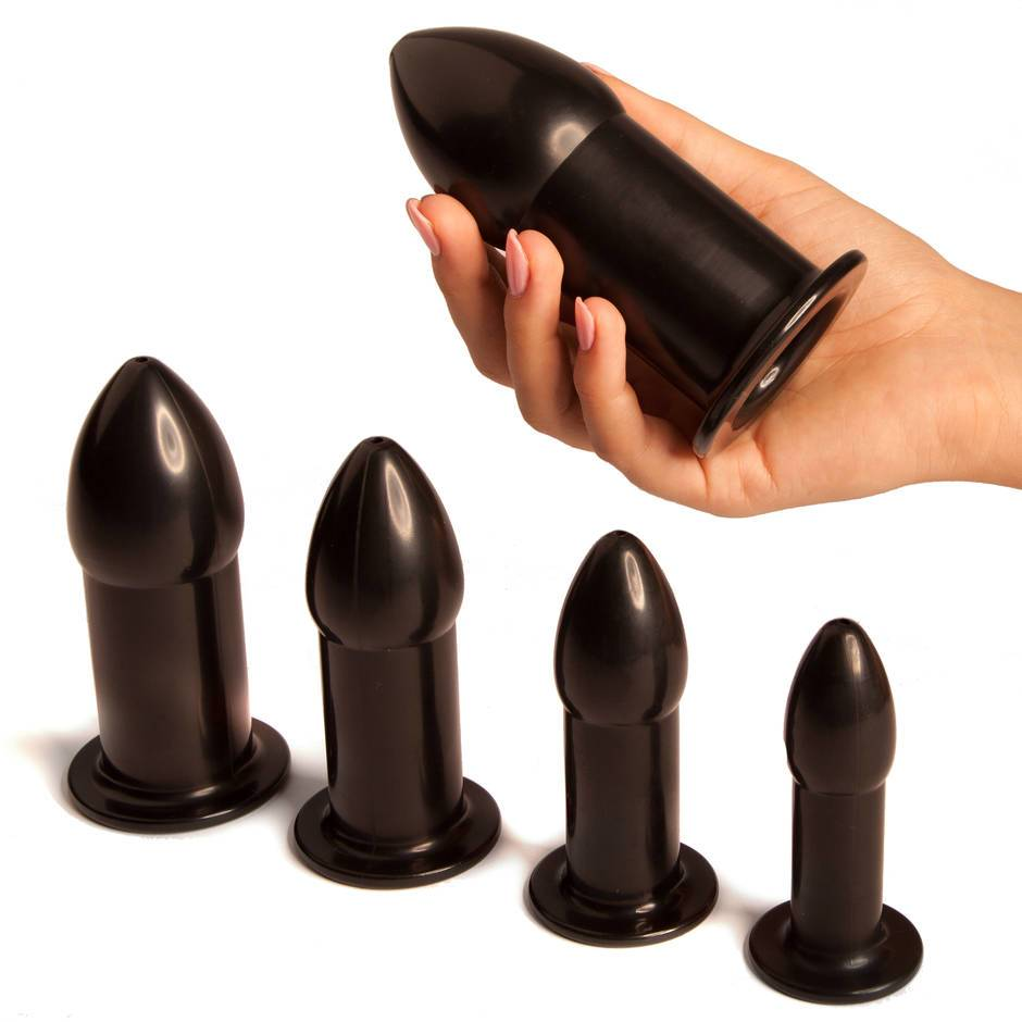 anal plug collection