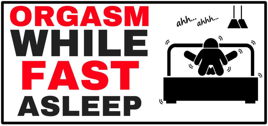 orgasm while sleeping
