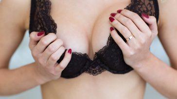 girl with nice bra