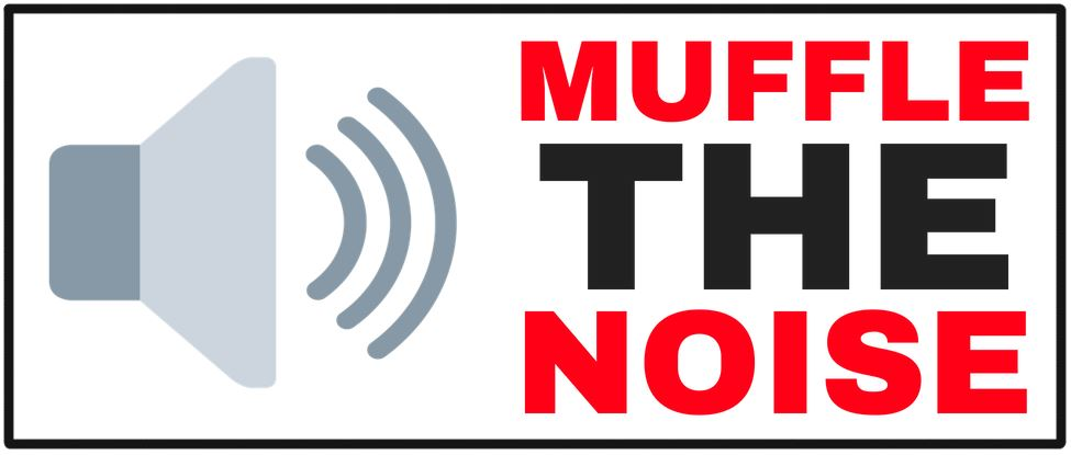 muffle the noise of the vibrator