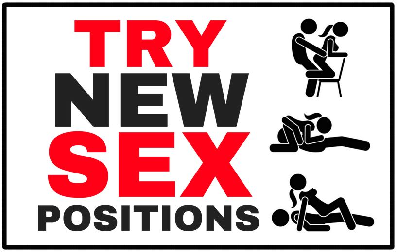 figures making different sexual positions