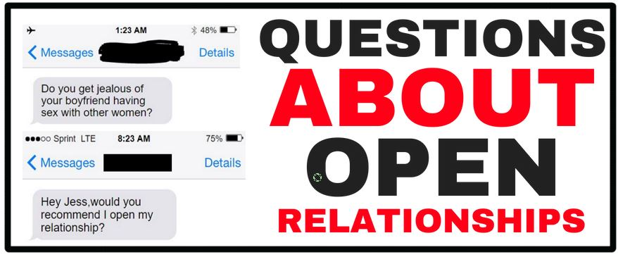 open relationship questions