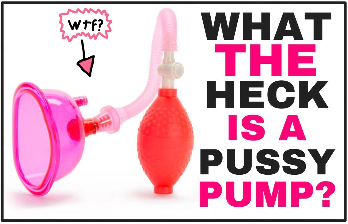 What is a pussy pump for, mature fucking hard