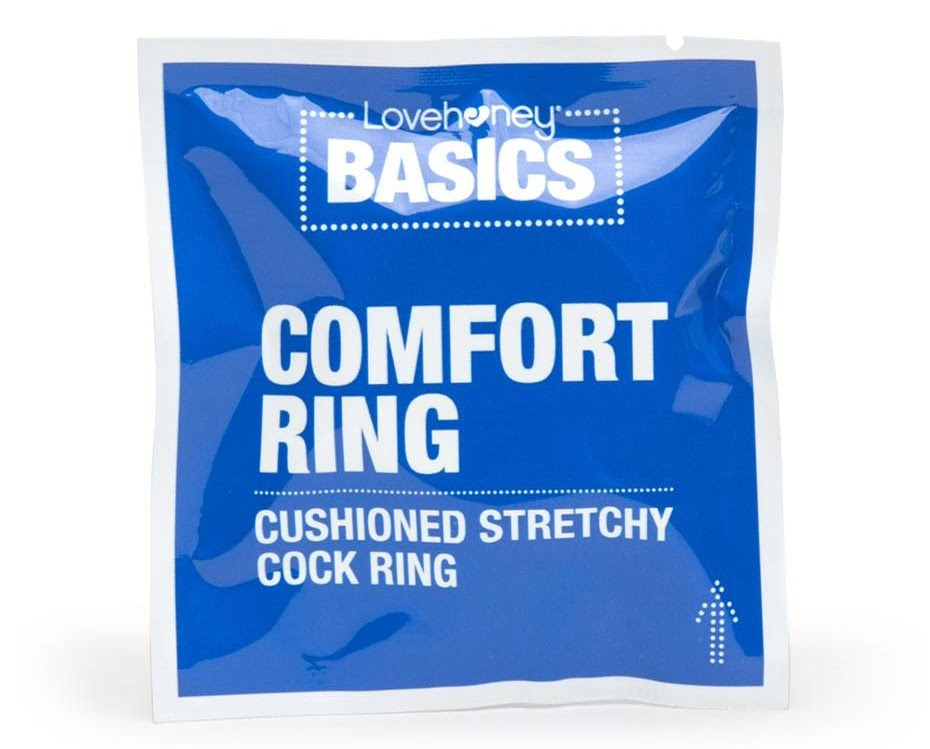 cock ring in packaging