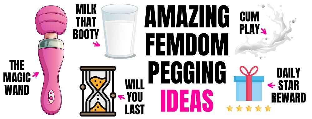 a list of different pegging ideas