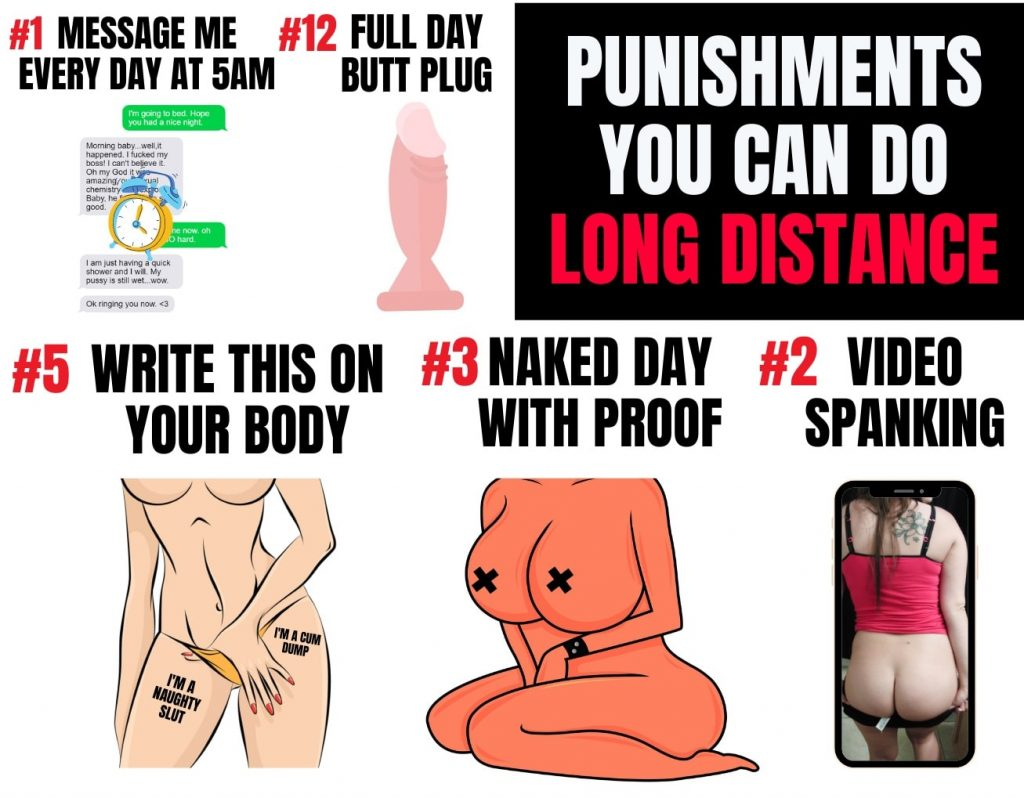 list of long distance punishments