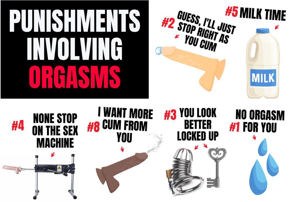orgasm ideas